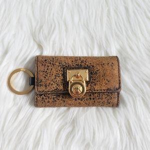 Michael Kors Key Wallet Excellent Condition!